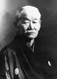Portrait of Jigoro Kano